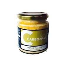 Salsa Carbonara 230ml. Mui