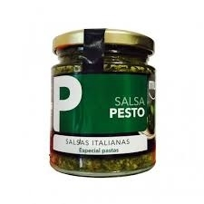Salsa Pesto 230ml. Mui